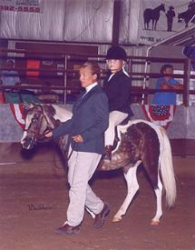 Congress 2005 5th Place Classic Leadline